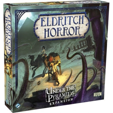 Eldritch Horror - Under the Pyramids available at 401 Games Canada
