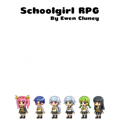 Buy Schoolgirl RPG - Complete Edition and more Great RPG Products at 401 Games