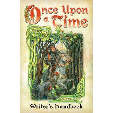 Once Upon A Time - Writer's Handbook - 401 Games