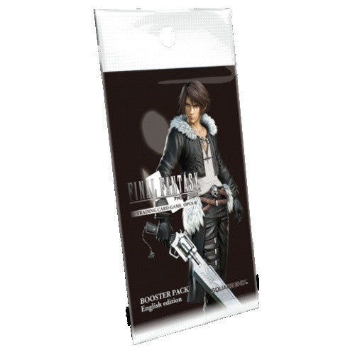 Buy Final Fantasy TCG - Opus 2 Booster Pack and more Great Final Fantasy TCG Products at 401 Games