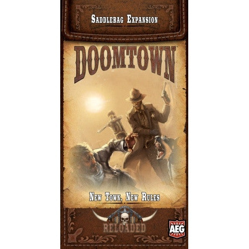 Doomtown: Reloaded - New Town, New Rules - 401 Games