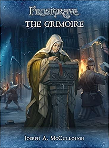 Frostgrave - The Grimoire available at 401 Games Canada
