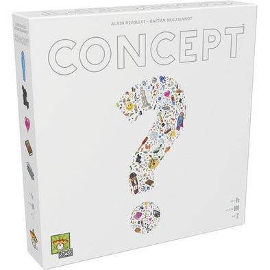 Concept - 401 Games
