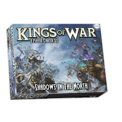 Kings of War - Shadows in the North (Pre-Order)