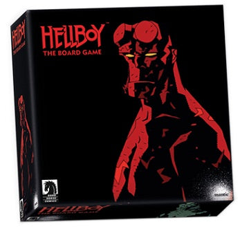 Hellboy - The Board Game (Pre-Order)