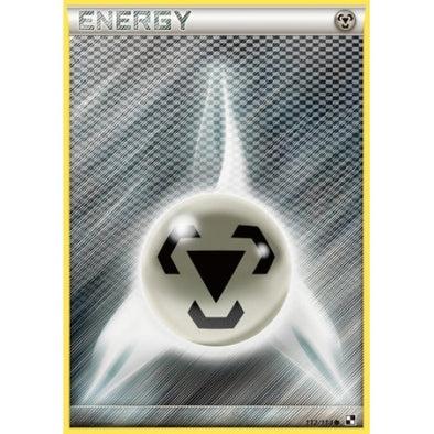 Buy Metal Energy - 112/114 and more Great Pokemon Products at 401 Games