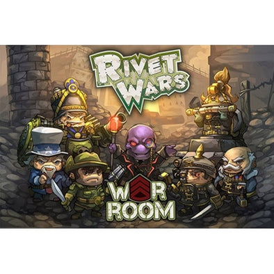 Rivet Wars - War Room Expansion