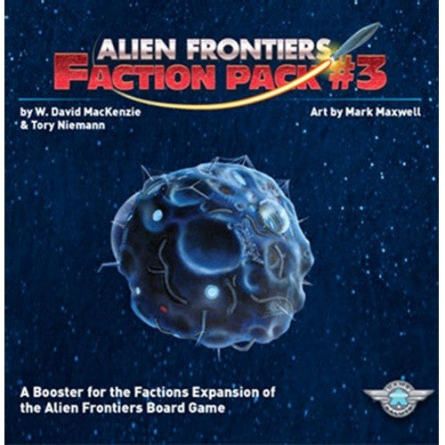 Alien Frontiers - Faction Pack 3 - 401 Games