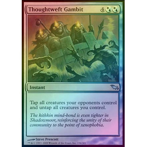 Thoughtweft Gambit (Foil) - 401 Games