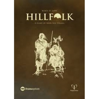 Hillfolk - Core Rulebook - 401 Games