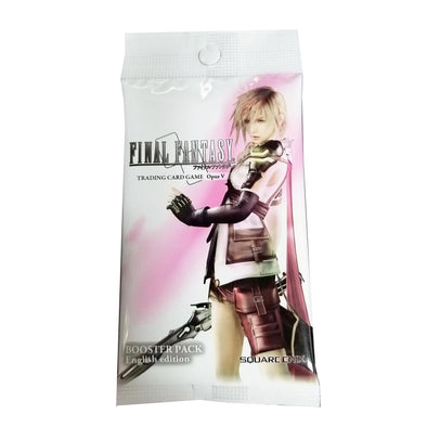 Buy Final Fantasy TCG - Opus 5 Booster Pack and more Great Final Fantasy TCG Products at 401 Games