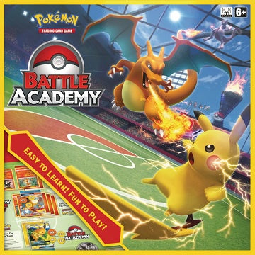 Pokemon - Battle Academy Box Set (Pre-Order July 31st 2020) - 401 Games