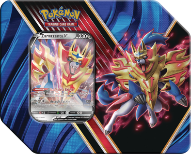 Pokemon - Legends of Galar Tin - Zamazenta - 401 Games