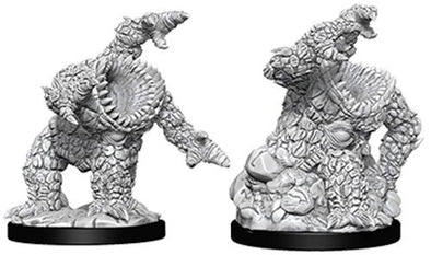 Dungeons and Dragons Nolzur's Marvelous Unpainted Minis: Xorn - 401 Games