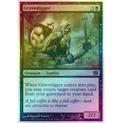 Gravedigger (Foil) available at 401 Games Canada