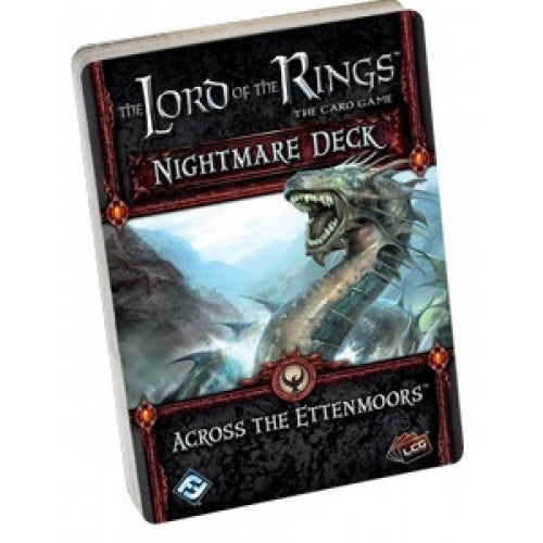Lord of the Rings Living Card Game - Across the Ettenmoors Nightmare Deck - 401 Games