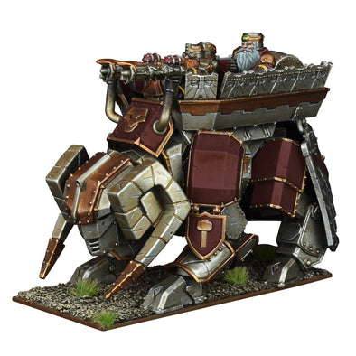 Kings of War - Dwarfs - Steel Behemoth - 401 Games
