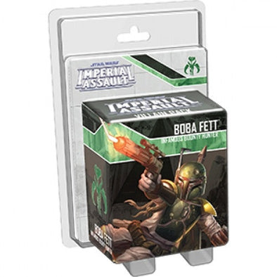 Star Wars Imperial Assault - Boba Fett Villain Pack