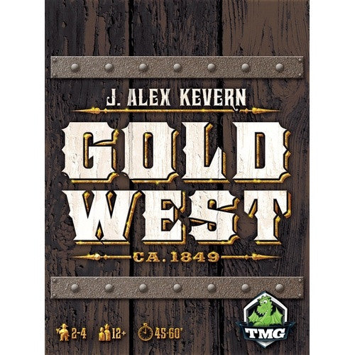 Gold West available at 401 Games Canada