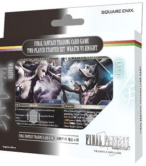 Final Fantasy TCG - Wraith/Knight 2 Player Starter Set
