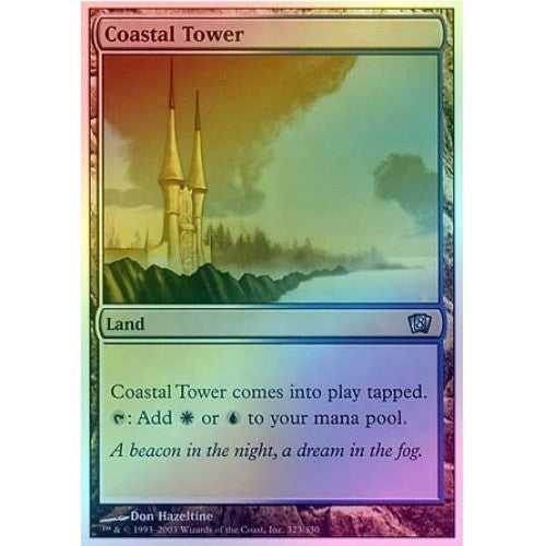 Coastal Tower (Foil) available at 401 Games Canada