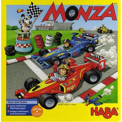 Buy Monza and more Great Board Games Products at 401 Games
