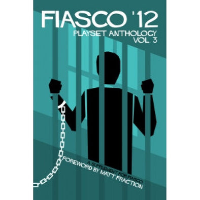 Fiasco - 12: Playset Anthology Vol 3 available at 401 Games Canada