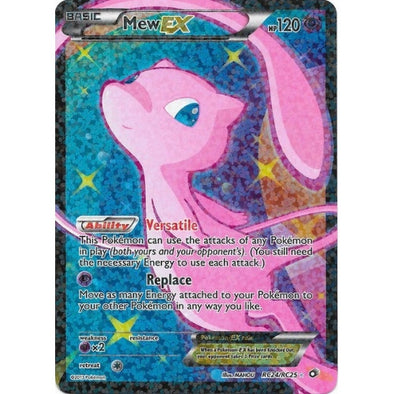 Buy Mew-EX - RC24/RC25 - Full Art and more Great Pokemon Products at 401 Games