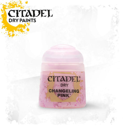 Citadel Dry - Changeling Pink - 401 Games