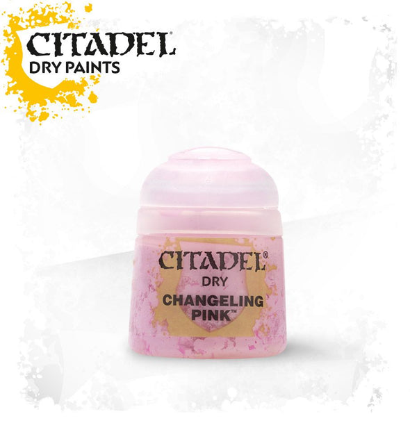 Buy Citadel Dry - Changeling Pink and more Great Games Workshop Products at 401 Games