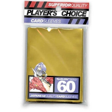 Players Choice - Small / Yu Gi Oh - Gold - 401 Games