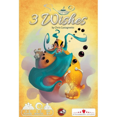 Buy 3 Wishes and more Great Board Games Products at 401 Games