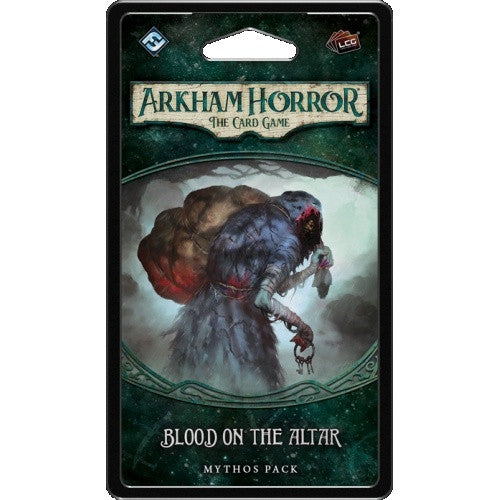 Arkham Horror - The Card Game - Blood on the Altar - 401 Games