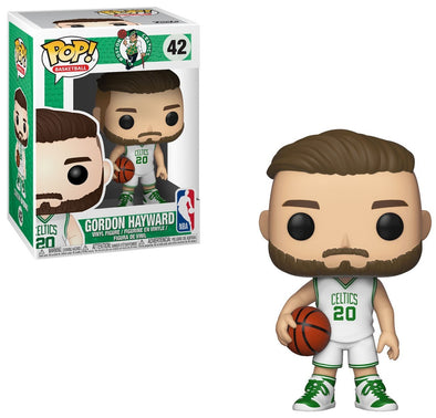 Pop! Basketball - Boston Celtics - Gordon Hayward