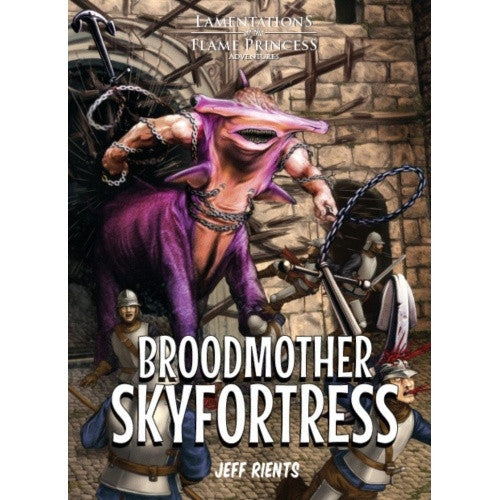 Lamentations of the Flame Princess - Broodmother Skyfortress available at 401 Games Canada