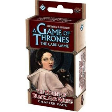 Game of Thrones Living Card Game - The House of Black and White - 401 Games