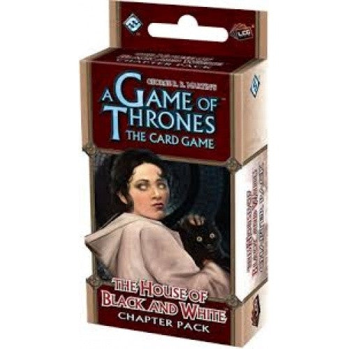 Game of Thrones Living Card Game - The House of Black and White