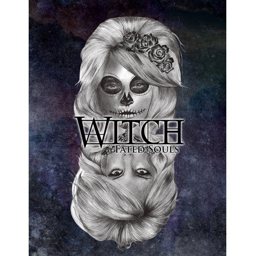 Witch: Fated Souls - Core Rulebook - 401 Games