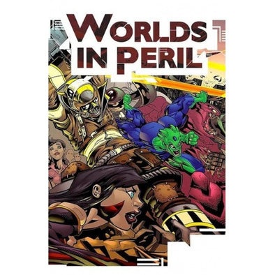 Apocalypse - Worlds in Peril - Core Rulebook - 401 Games