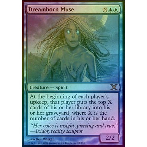 Dreamborn Muse (Foil) - 401 Games
