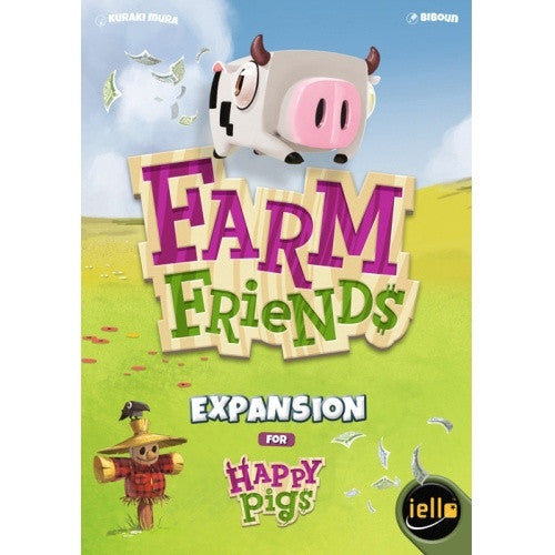 Happy Pigs - Farm Friends - 401 Games