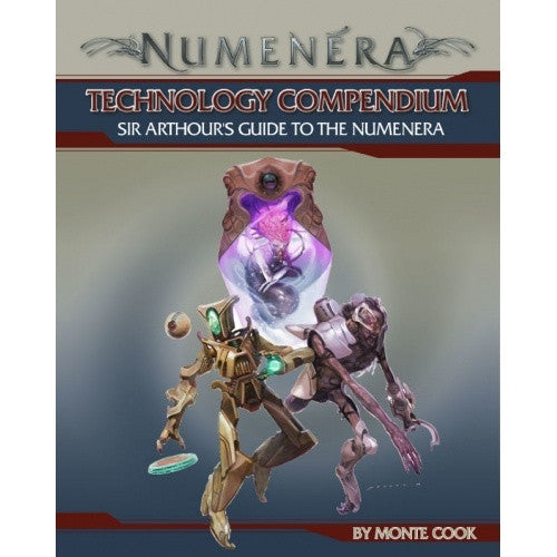 Numenera - Technology Compendium available at 401 Games Canada
