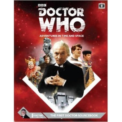 Doctor Who: Adventures in Time and Space - The First Doctor Sourcebook - 401 Games