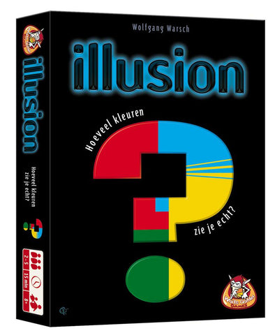 Illusion available at 401 Games Canada