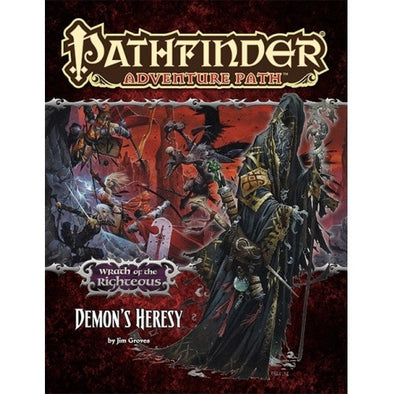 Pathfinder - Adventure Path - #75: Demon's Heresy (Wrath of the Righteous 3 of 6) - 401 Games