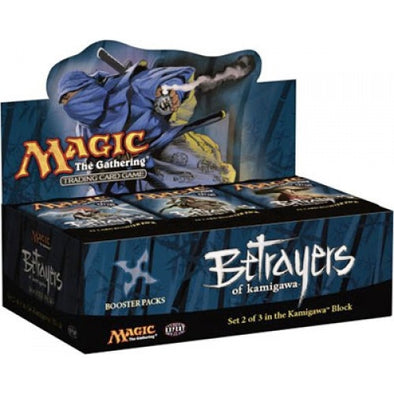 MTG - Betrayers of Kamigawa - English Booster Box - 401 Games