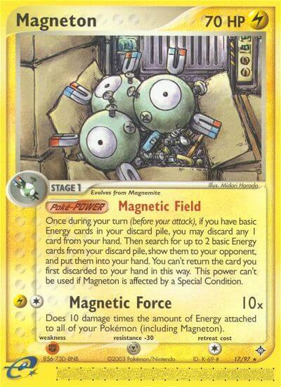 Magneton - 17/97 (DRG017) available at 401 Games Canada