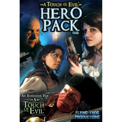 A Touch of Evil - Hero Pack 1 - 401 Games