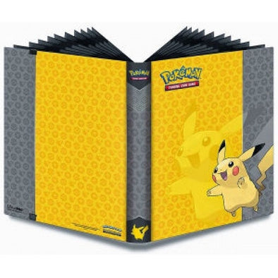 Buy Pokemon Silhouettes 9 Pocket Binder - Pikachu and more Great Sleeves & Supplies Products at 401 Games