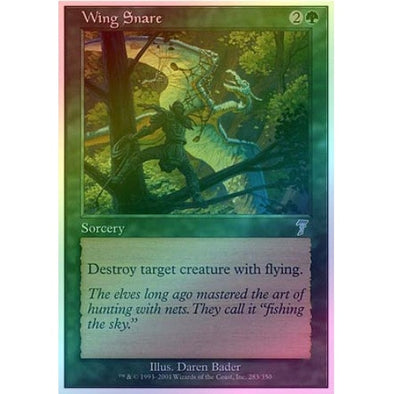 Wing Snare (Foil) - 401 Games